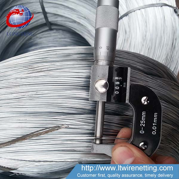 Anping factory 18 gauge annealed soft gi /galvanized wire