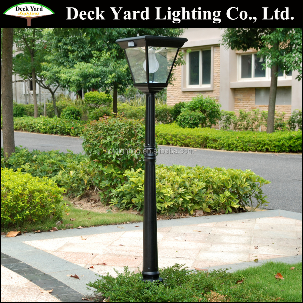 yard pole light led yard pole light led suppliers and