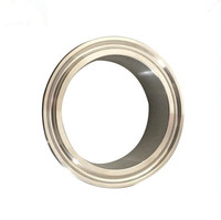 High Quality Sanitary Stainless Steel 304 Tri-clamp Ferrule