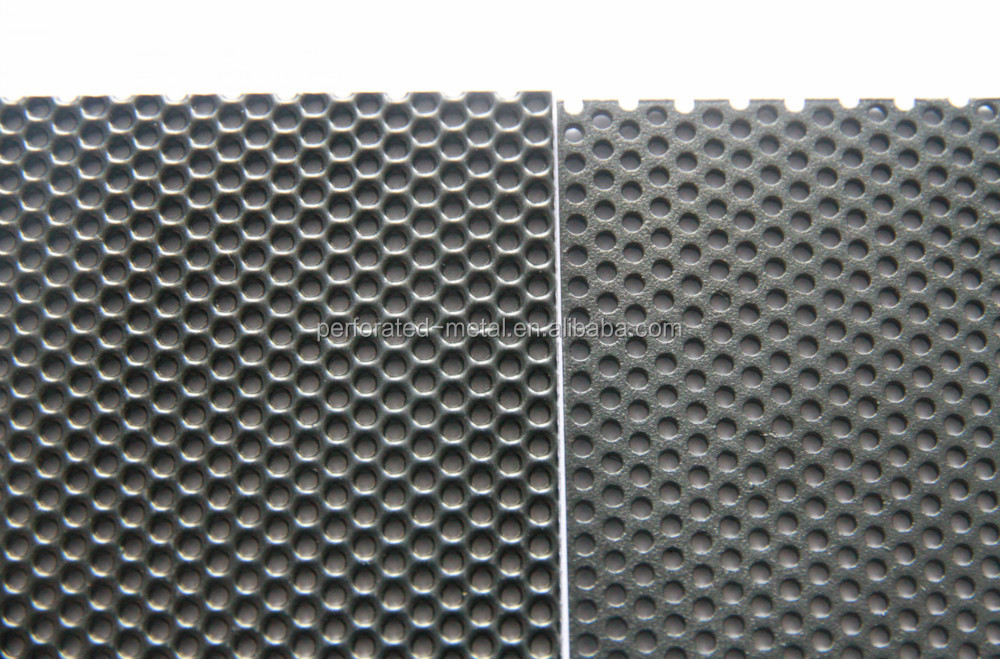 Security Metal Screen Aluminum Perforated Window Screen