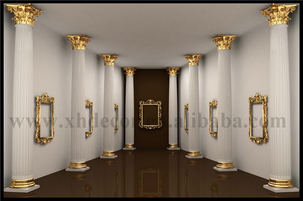 Style n oclassique sculpt miroir mural rectangulaire ajour design miroirs d coratifs buy - Miroir decoratif design ...