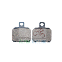 wholesale motorcycle disc brake pads AC128 for APRILIA-RS 50/RSV 1000 R;BREMBO-20 6950 51 (P32G) Singlepad fixing 2 piston AC128