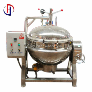Industrial steam or electric or gas stainless steel pressure cooker