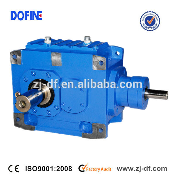 DOFINE b3sh11 right angle 90 degree gearbox transmission machine ropeway