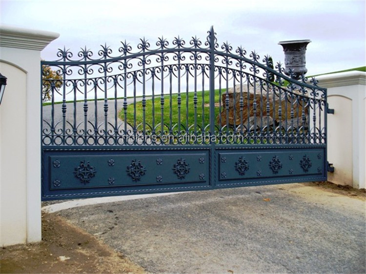 Wrought Iron Gate Designs For Homes Made In China, Small Garden Gates