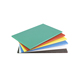 High quality square PE plastic color vegetable meat kitchen chopping cutting chopping board