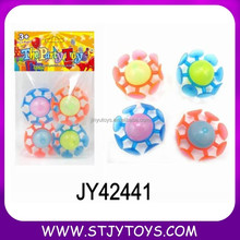 Light in the Dark suction cup ball & sticky ball toy