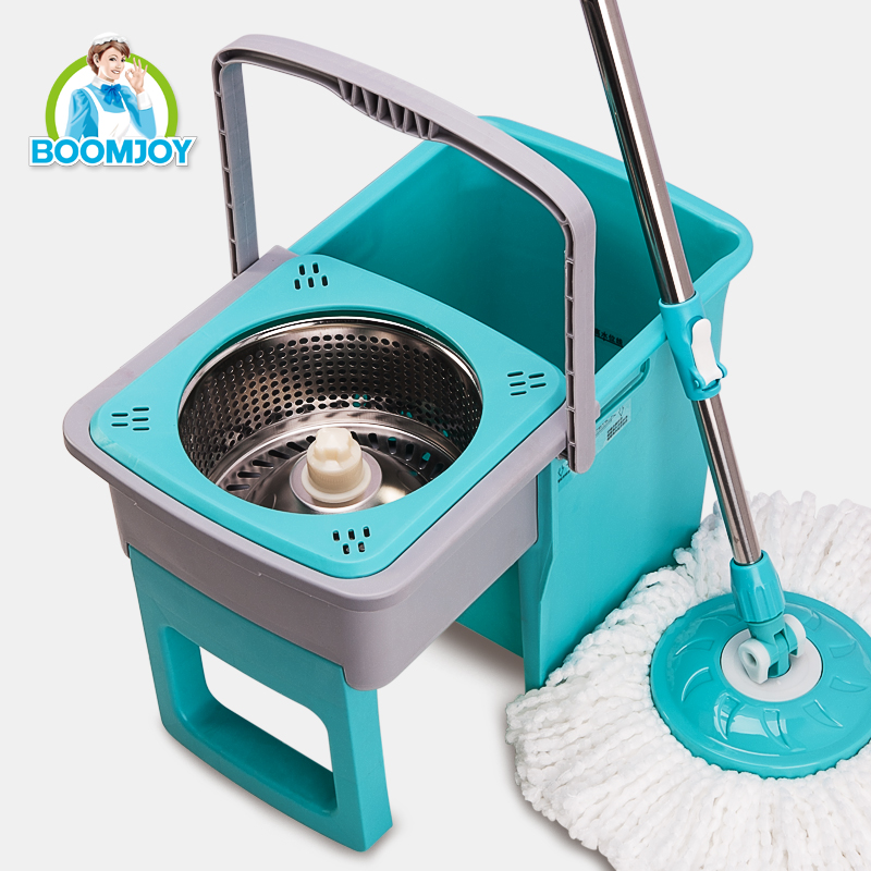 BOOMJOY Multifunktions 360 Magic Floor Cleaning Rotating Mop