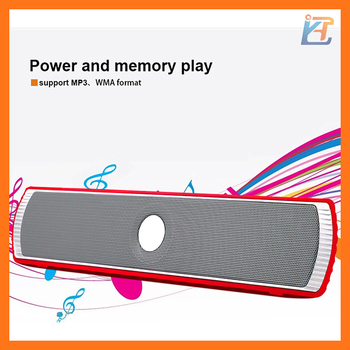 Portable 3D stereo loudspeaker digital outdoor bluetooth speaker