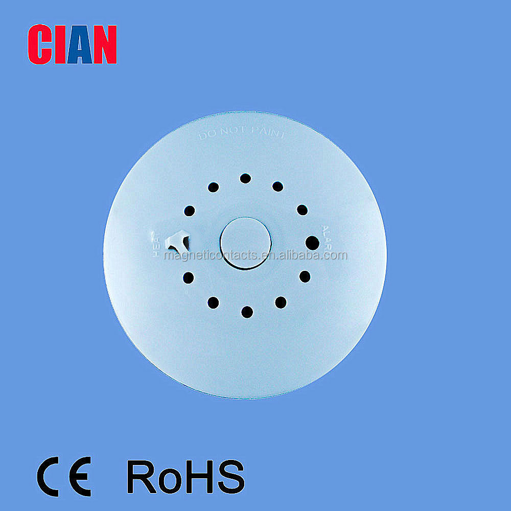 CE & RoHS Approved Conventional and Addressable Smoke Detector
