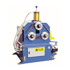 Hot sale! steel pipe 3 roller pipe section copper tube rolling machine
