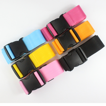 Bag Bungee Adjustable Belt Travel Accessories Luggage Straps Suitcase Belts
