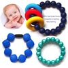China beads factory launched new lovely bracelets of silicone bead bracelet