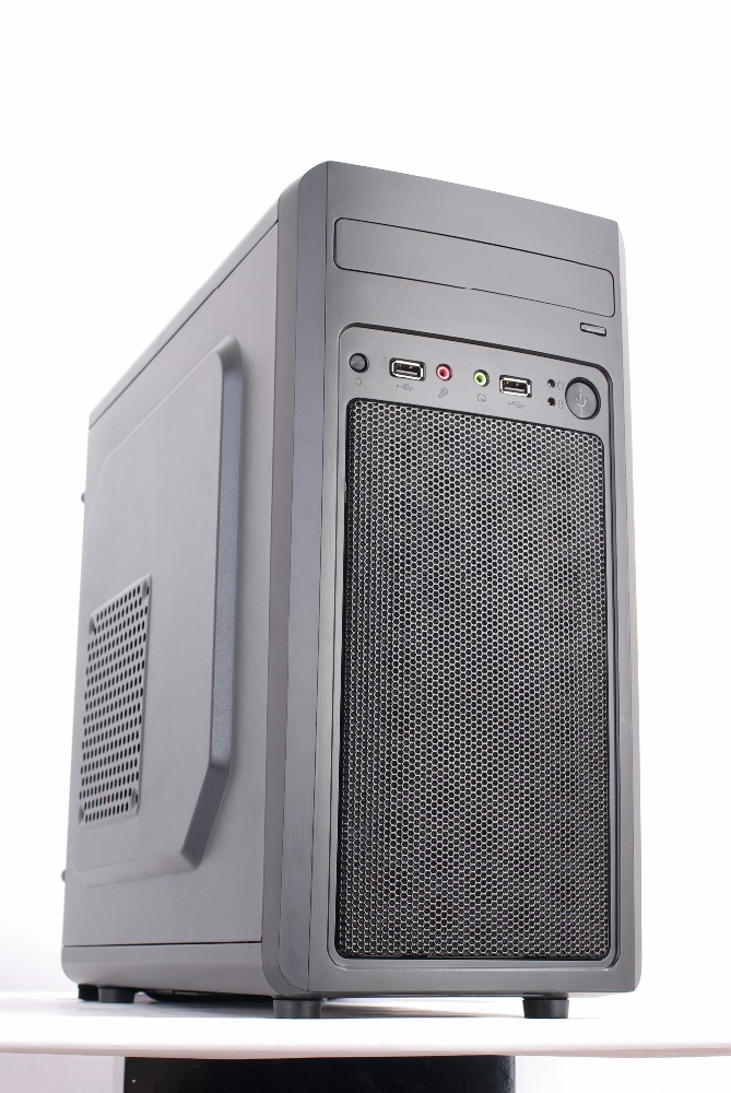 SAMA simple style oem gaming full tower pc case atx