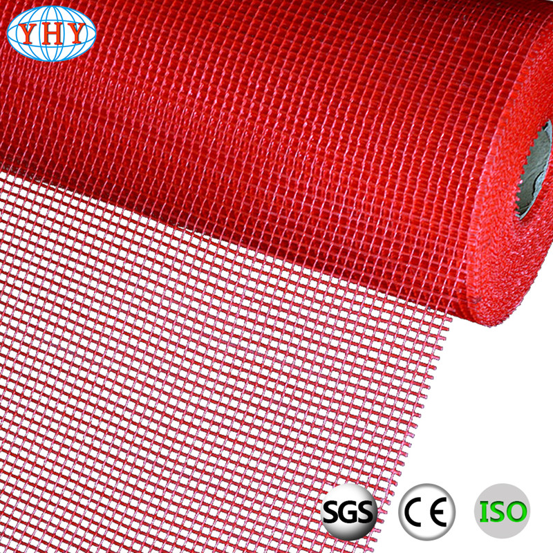 CE 160gr 4x4mm Alkali Resistant plastering glass mesh for Turkey