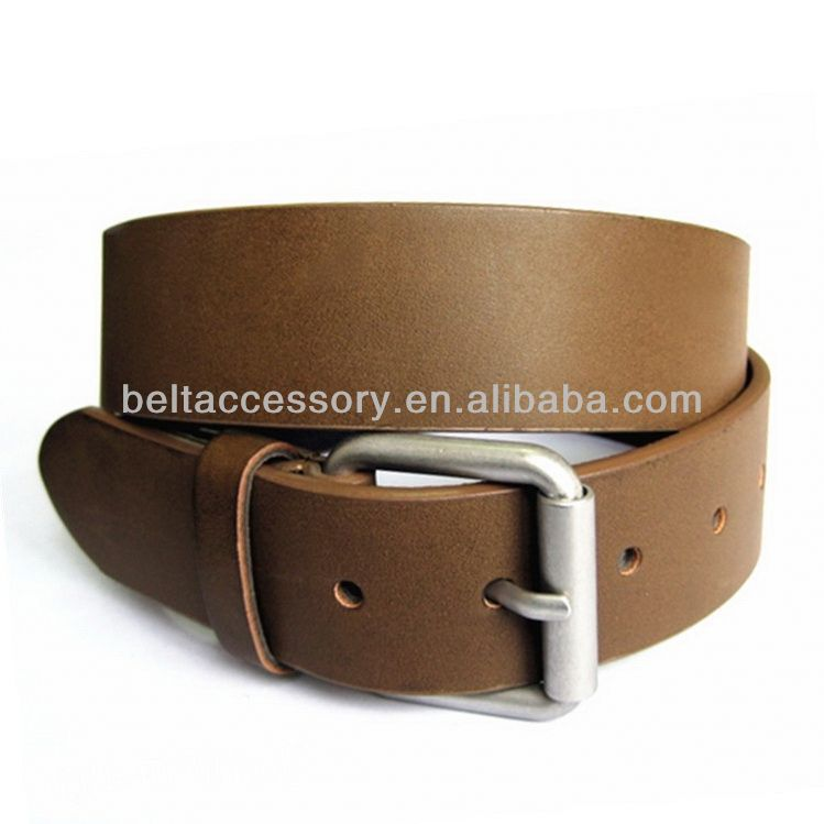 Adjustable Portable Italian Leather Belt