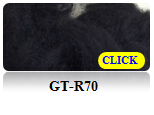 GTR73 chemical solutions and colors regenerated pet fiber