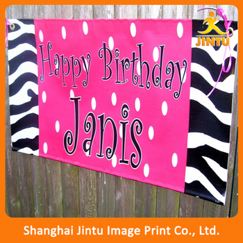 custom happy birthday banner thevillas co