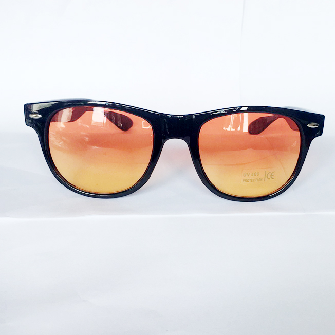 2018 Retro classic Sun Glasses for Promotional Gift with Custom Print logo Sunglasses with Gradient Lens color