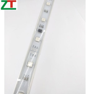 smd 5050 hard Light 30LEDs/M Rigid Strip bar led strip light