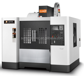 S V11 Fanuc Cnc Milling Machine 5 Axis Low Price Milling Machine Collet Types