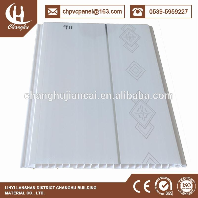 Competitive price of Kenya PVC Ceiling with PVOC