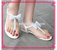 Fashion New Styles Ladies Casual Flat Sandals Fashionable Sandals ...