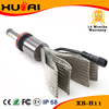 New Fanless 30W 2800LM H4 H7 H11 LED Headlight Car LED Bulb Replace Halogen Bulb H11 LED Head Lamp