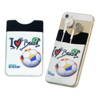 microfiber mobile phone pocket, cell phone card ninja wallet cases