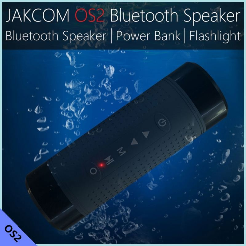 Jakcom OS2 Outdoor Bluetooth Speaker 2017 New Product Of Led Powerbank Speaker Cone Machine Latest Craze Gadgets