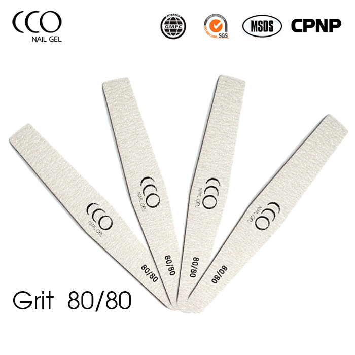 Cco Nail Care Tools Round Nail File Manufacturer - Buy Round Nail ...