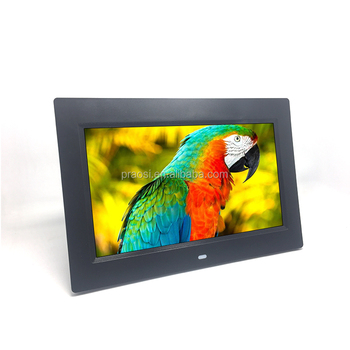 New screen best quality /support 1920x1080p/IC adptor digital photo frame for advertising