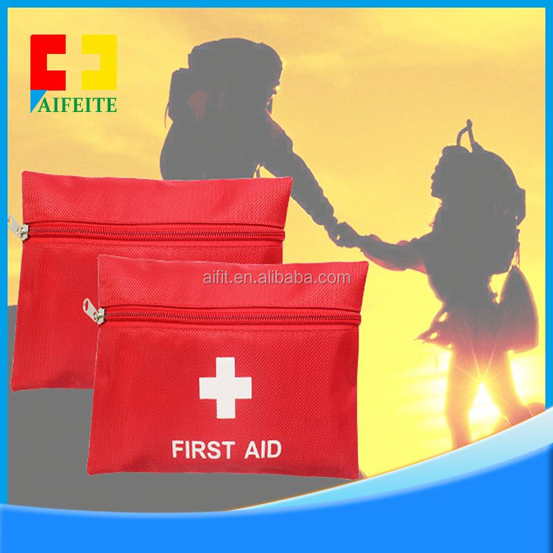 Travel Camping Sport Medical Emergency Survival Outdoor First Responder Storage Bag Small First Aid Kit Bag