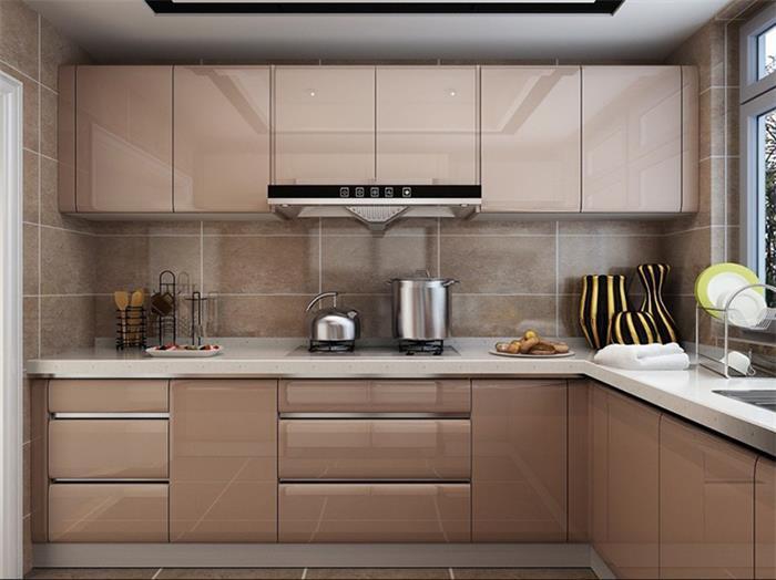 Foshan Facctory Wholesale Mdf High Gloss Acrylic Kitchen Cabinet ...