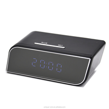 <strong>Spy</strong> WiFi Camera Wireless IP Security Camera Alarm Clock 1080P HD Live Stream Video with Motion Detection Alarm, <strong>Spy</strong> Camera