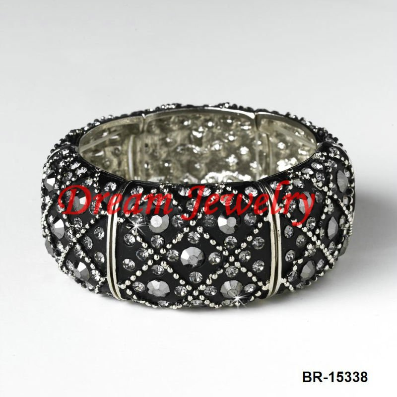 new acrylic crystal bangle