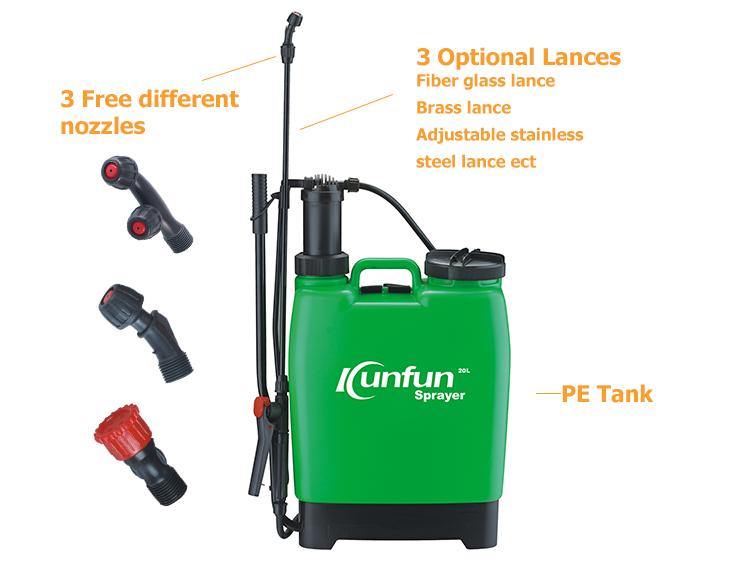 China Factory Supplier Hand Back/pump/spray Machine Sprayer Plant ...