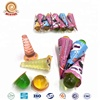 70G Halal icecream shaped jelly,private label jelly snacks,fruit jelly cup candy