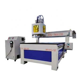 1325 Double -process 3D Woodworking CNC Router