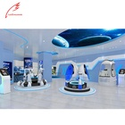 Earn Money Shopping Mall VR Space 9D Virtual Reality VR Park 9D VR Game Machine 9D Cinema Simulator