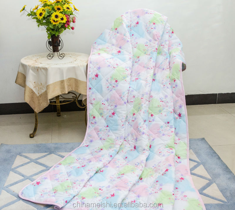 2017 New Style Made in China Hot Sale yarn-dyed air conditioner quilt