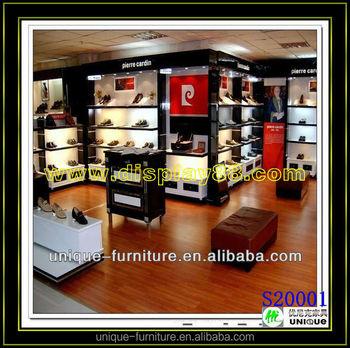 a3b1307c3d Sapatos Personalizados Projeto Showroom loja De Sapatos De Design ...