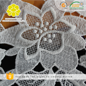 Unique High Quality Water Soluble Wholesale Cheap Lace Fabric