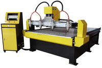 2017 professional high-speed high-precision cnc wood working cnc router for engraving cutting drilling