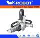 China PLC adjustable servo motorized cartesian robot for electronics products factory automation