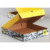 Custom Yellow Foldable Stock Color Printing Corrugated Pizza Paper Boxes,Sanitary Box Pizza