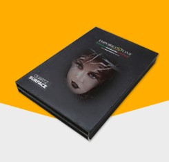 Catálogo de impressão criativa / brochuras / revista / folheto / folheto