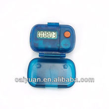 Step counter Cheap pedometer with private label