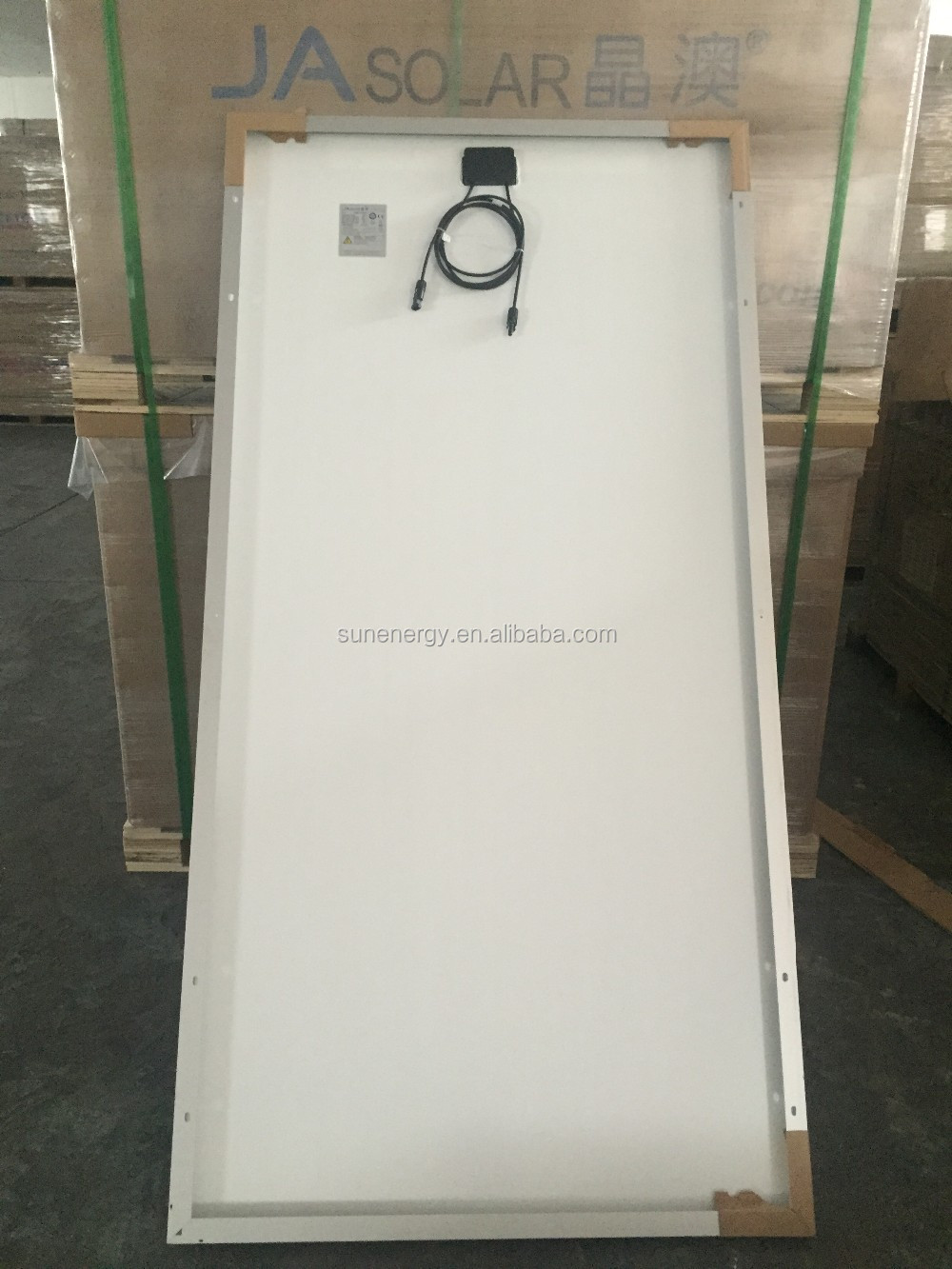Ja Solar 350w Solar Panel By 100 El Double Inspection