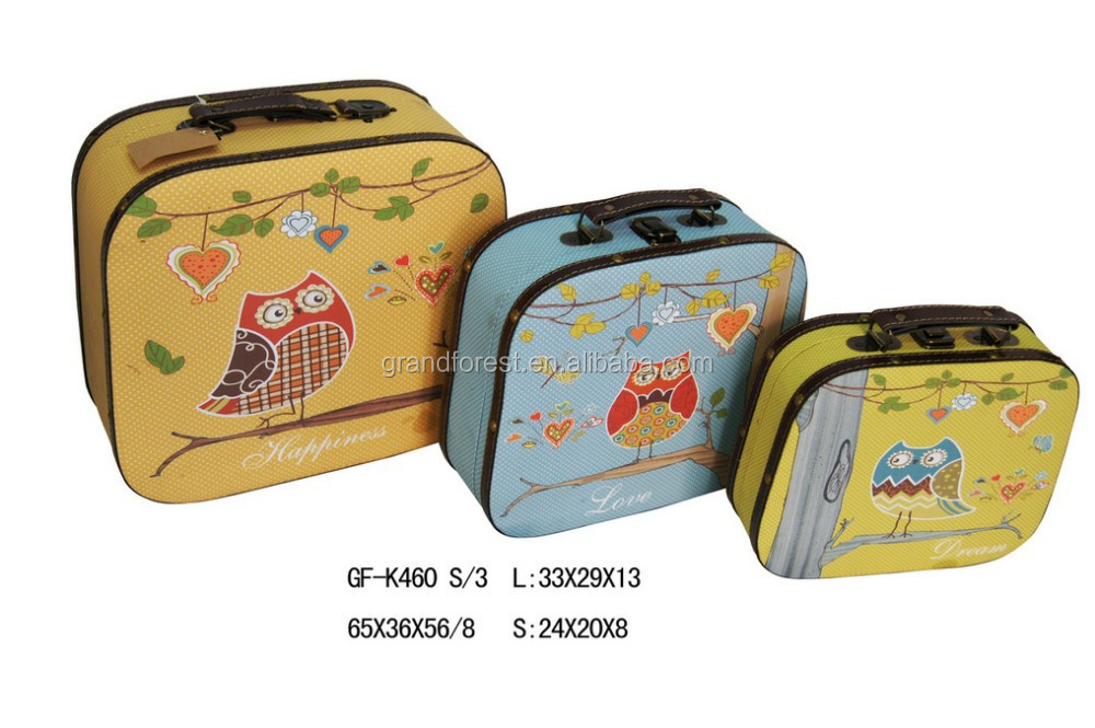 Nice gift box suitcase,kids travel suitcase ,pretty suitcase